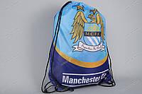 "Сумка мешок-рюкзак ""ALLPRINT""  ""Манчестер Сити"""