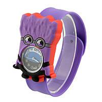 Детские часы  Миньоны Посіпаки Minion, фото 1