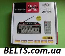 Стерео усилитель  UKC SN-805U (звуковой усилитель УКС 805)
