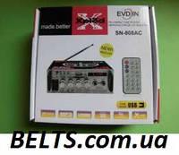 Стерео усилитель  UKC SN-805U (звуковой усилитель УКС 805), фото 1