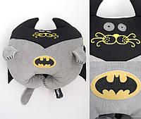 Мягкая игрушка Кот Бетмен Большой