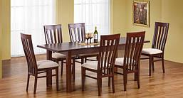 Стол для гостинной деревяный, раскладной Halmar Ernest 160/200