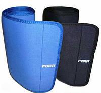 Пояс пасок для похудения неопреновый с термо и эфектом сауны для бега фитнеса аэробики занятий фитнесом