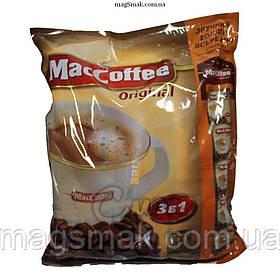 MacCoffee, 3в1, 100 пакетів