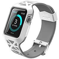 Защитный бампер и браслет для Apple Watch