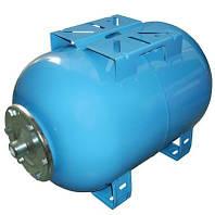 Гидроаккумуляторный бак AquaSystem 24 л горизонтальный