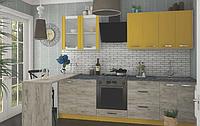 """Модульная кухня """"Шарлотта""""2000-2600 или поэлементно Сокме"""