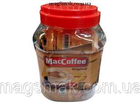 MacCoffee, 3в1, 50 пакетов, банка