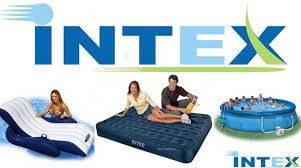 INTEX - кровати, матрацы, насосы, лодки, бассейны, игровые центры и др.