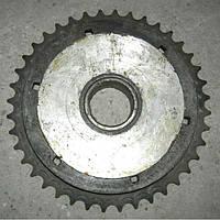 Звезда муфты шнека жатки без втулки 3518050-12460 Б  Z-40 t-25.4