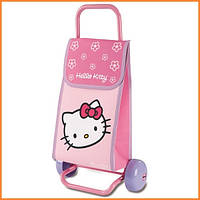 Детская тележка для покупок Hello Kitty Smoby 24382