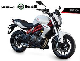 Мотоцикл Geon Benelli TNT300 (2017)