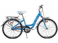 Велосипед на алюминиевой раме Winer Infinity 24
