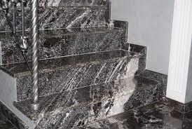 Облицовка стен гранитными плитами
