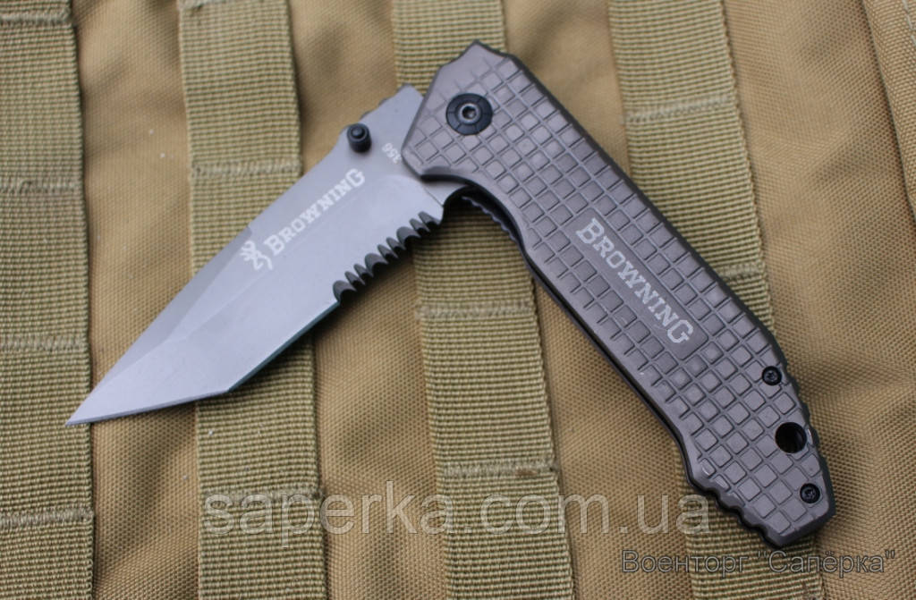 Складной полуавтоматический нож Browning  356 (Браунинг)