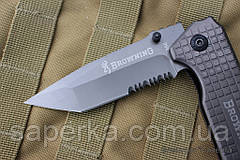 Складной полуавтоматический нож Browning  356 (Браунинг), фото 3