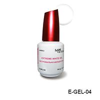 Экстремально-белый моделирующий гель 14 г — E-GEL-04 (экстремально-белый)