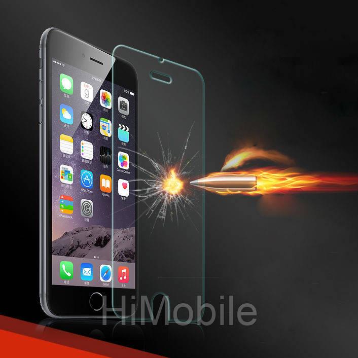 Защитное каленное стекло для Apple iPhone 6+ plus плюс
