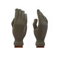 Перчатки для iРhone iGloves Темно-серые