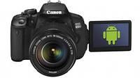 Canon выпускает наборы средств для Android