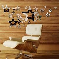 Декоративное акриловое зеркало Плеяда Звезд