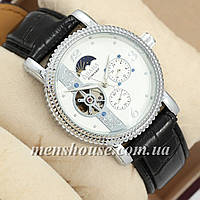 Бюджетные часы Слава Созвездие Механика Black/Silver/White