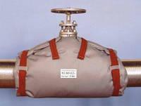 Чехол термостойкий для запорной арматуры