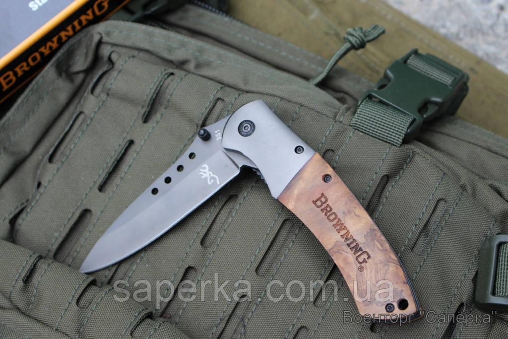 Тактический нож Browning  351 (Браунинг). Премиум серия