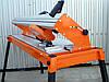 Верстат для різання керамограніта, плитки Schwarzbau TSW230d