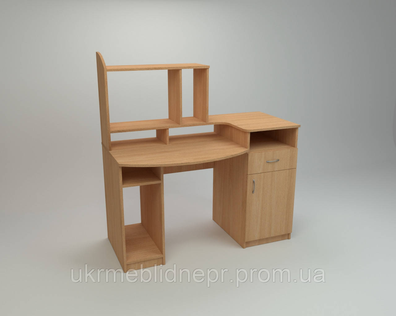 "Стол компьютерный ""Комфорт-2"", ДСП"