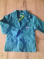 Пиджак для мальчика котоновый Польша 9623