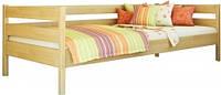 Кровать односпальная из натурального дерева Эстелла НОТА (спальное место ШхГ - 800х1900)