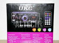Звуковой усилитель AК 699 UKC (усилитель звука УКС АК 699)