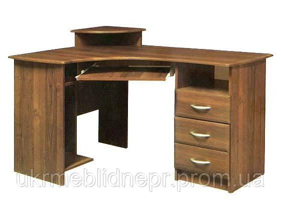 Стол письменный угловой лево-право, МДФ