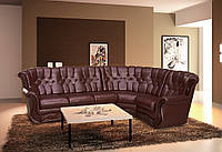 Угловой диван  Европа 1100х3050х2150мм    Мебель-Сервис