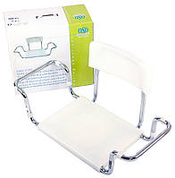 Пластиковое сиденье для ванны OSD-2301 (со спинкой)