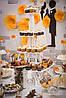 Эйфелевая башня для сладостей. Подставка для Кенди бара (Candy bar) в стиле прованс, фото 3