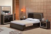 Спальный гарнитур Элизабет (черная)