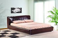 Кровать Релакс MW1600 (Темно коричневая)