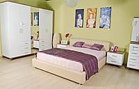 Кровать Релакс MW1600, (Крем), Embawood