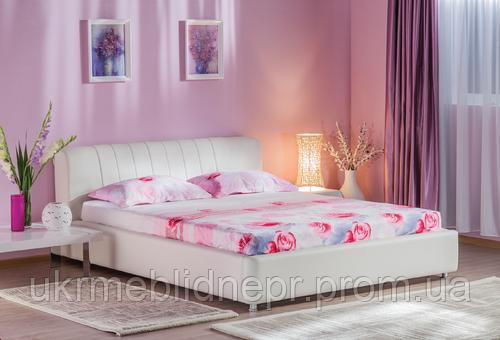 Кровать Релакс MW1600, (Белая)