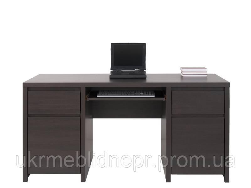 Стол письменный BIU_2D2S Каспиан, БРВ