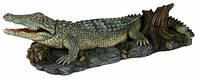 Декорация для аквариума Trixie (Трикси) Крокодил, 26 см