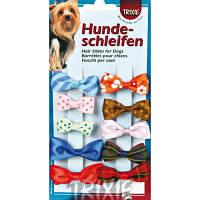 Заколка-бантик для собак Trixie (Трикси), 1 упак - 10 шт