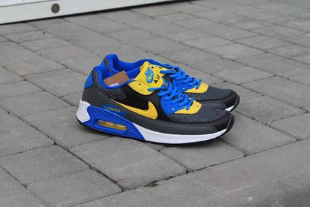 Подростковые  кроссовки Nike Air Max весна сетка, фото 2