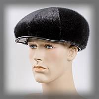 Мужская кепка мужская из нерпы (восьмиклинка)