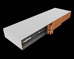 Цокольный специальный конвектор Fancoil  FCFN