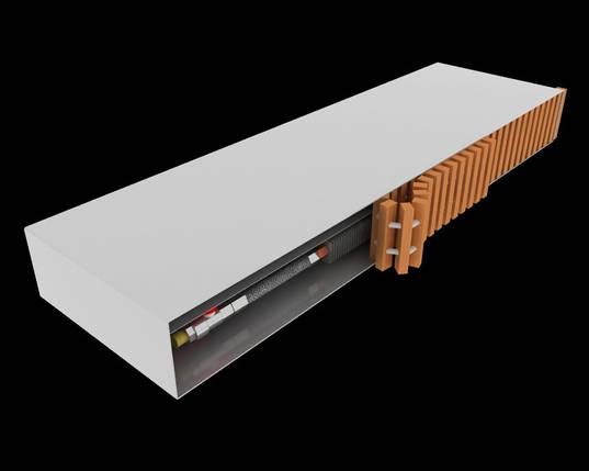 Цокольный специальный конвектор Fancoil  FCFN, фото 2