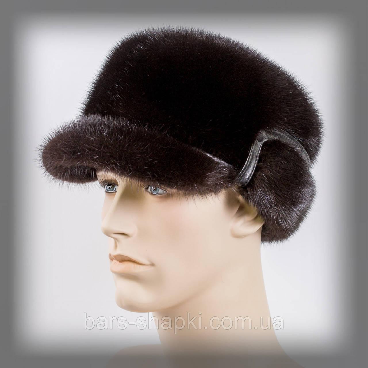 Норковая жуская шапка (конфедератка)