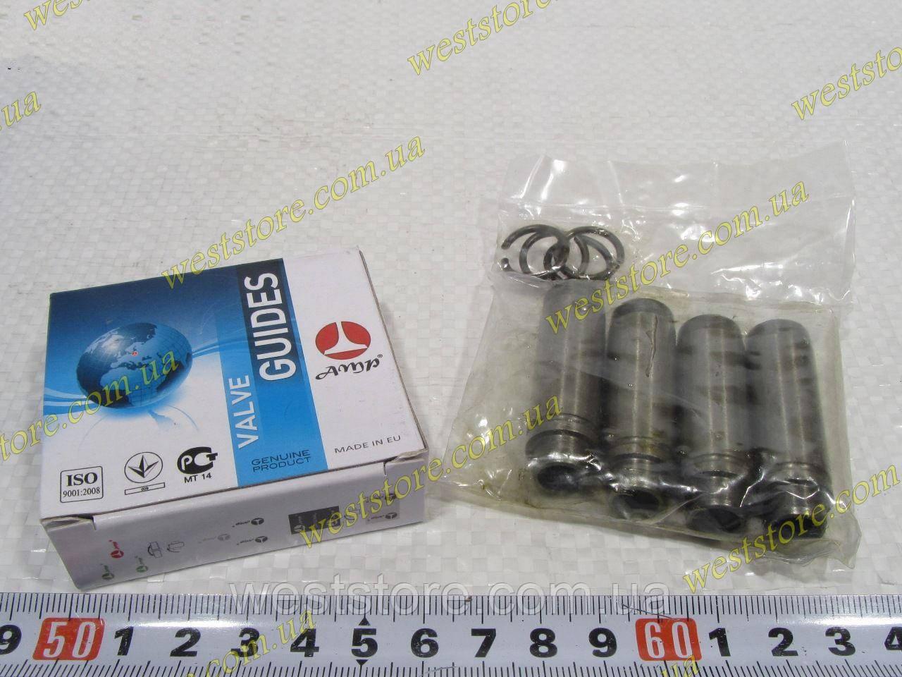 Направляющие втулки клапанов Ваз 2101 2102 2103 2104 2105 2106 2107 впускные AMP (к-кт 4 шт)